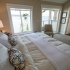 Master Bedroom overlooks Ocean and Quadra Island